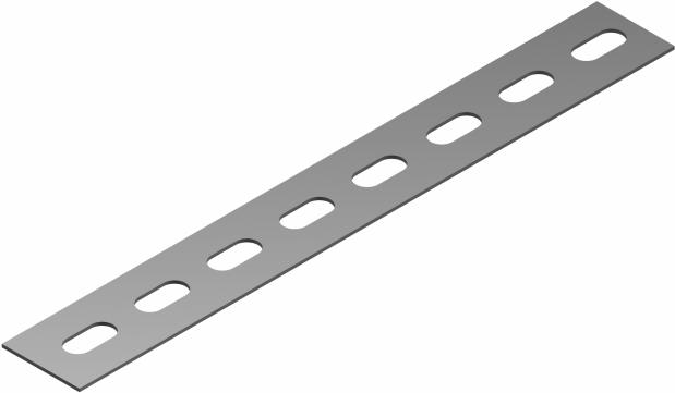 Plzc30 Perforated Steel Strip